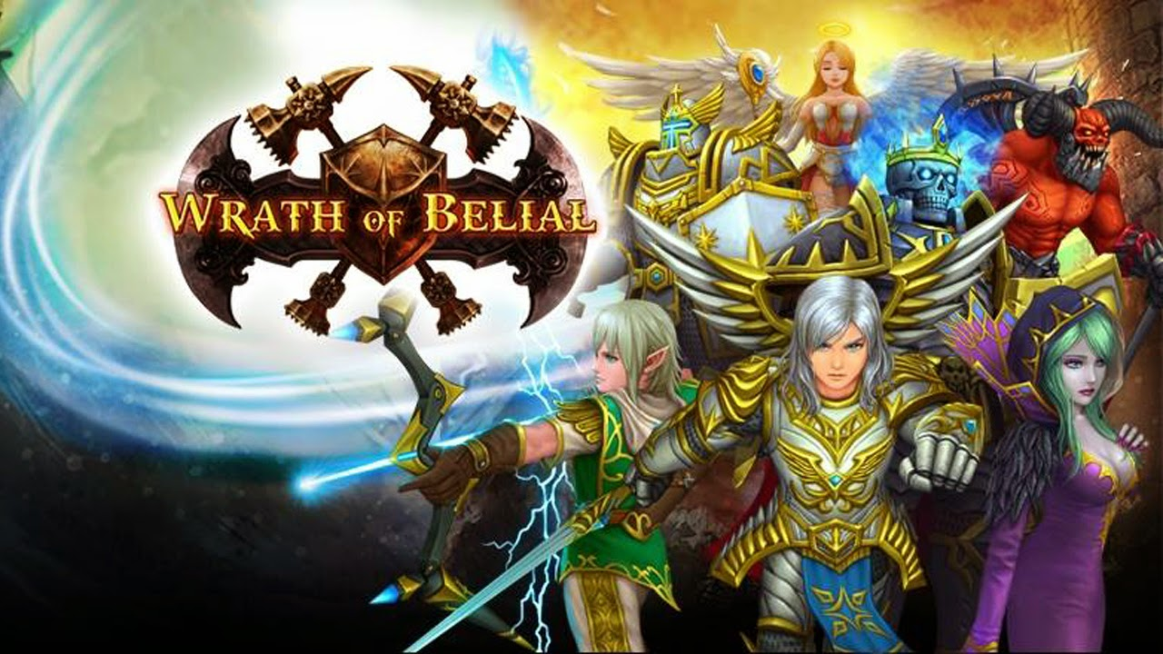 Wrath of Belial Gameplay IOS / Android