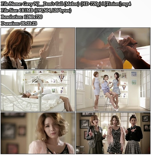 Download MV Gavy NJ - Don't Call (Melon HD 720p)