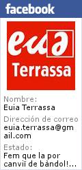 EUiA-Terrassa a Facebook!