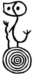 INAWAJA. Petroglifos Sobre tela