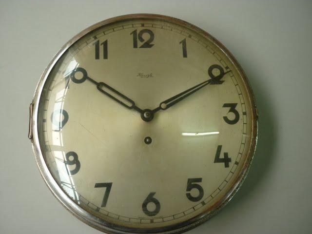 jam bahari vintage watch collection kienzle wall clock