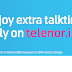 Telenor Extra Talktime Offer
