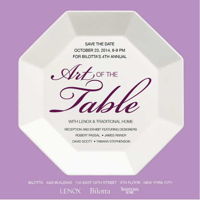My Fall Happenings:  Art of The Table