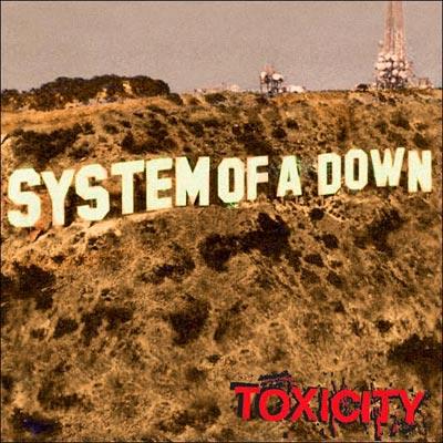 Capa System of a Down   Toxicity | músicas