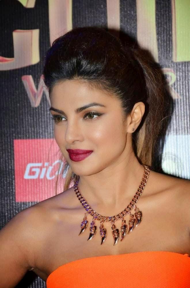 Priyanka Chopra Latest Off Shoulder Dresses Stills