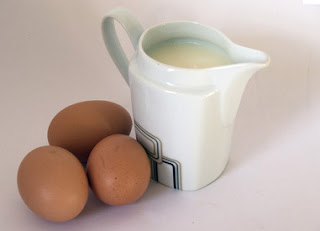 Eggs and Milk