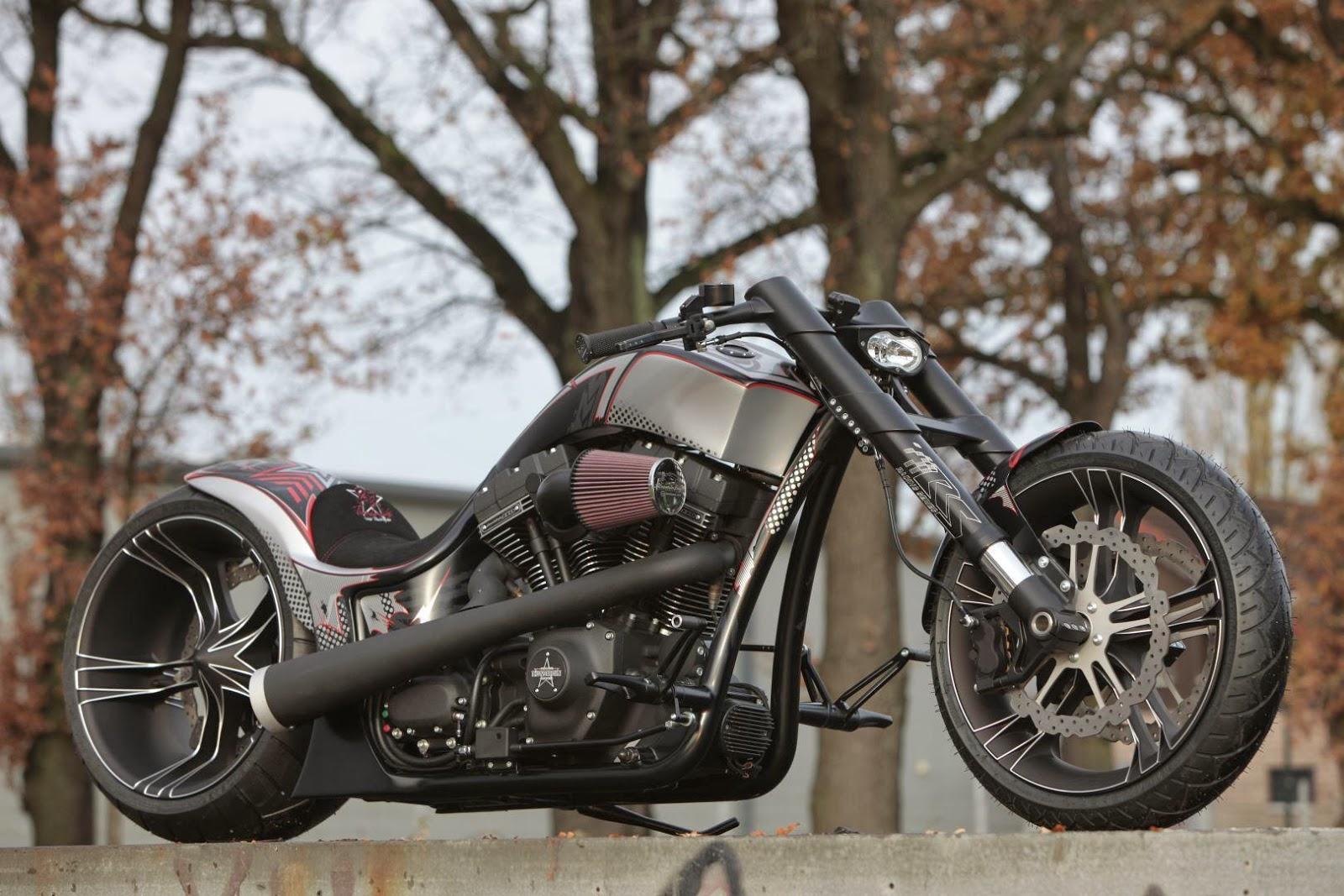 Racing Caf U00e8  Thunderbike Dragster Rsr
