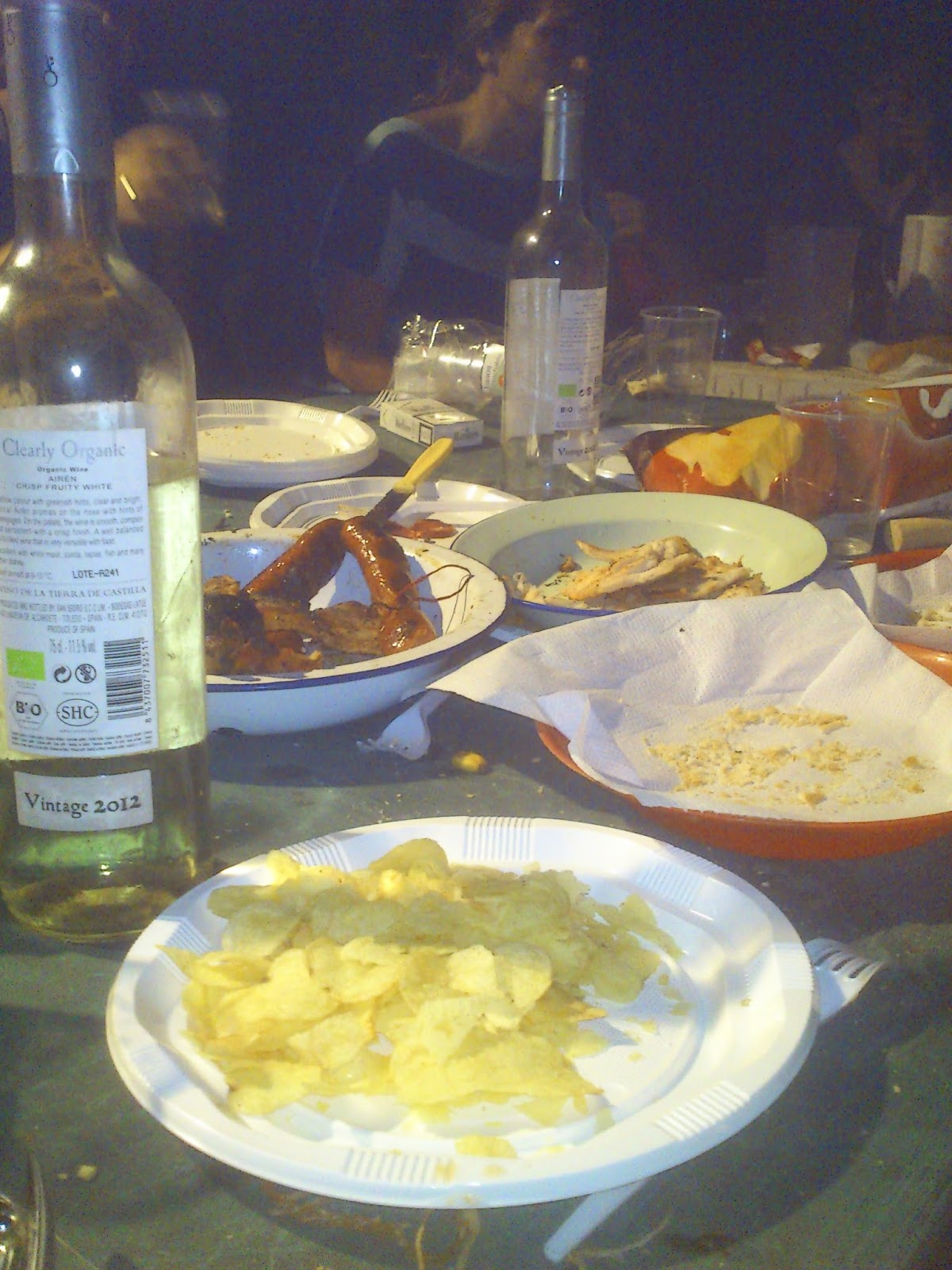 vino blanco ecologico