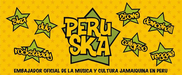 Peru Ska / Embajador Oficial de la Musica & Cultura Jamaiquina en Perú