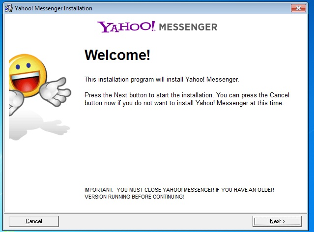 Does Yahoo Messenger Has Chat Rooms