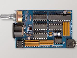 Sintetizador com Arduino