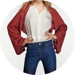 Écharpe Create Your Style - Look 3
