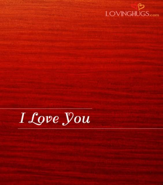 wallpaper i love you