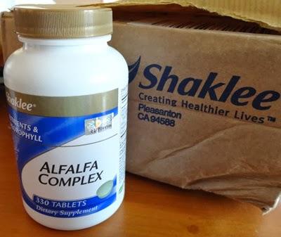 testimoni Alfalfa Complex, pengalaman Alfalfa Complex, harga Alfalfa Complex