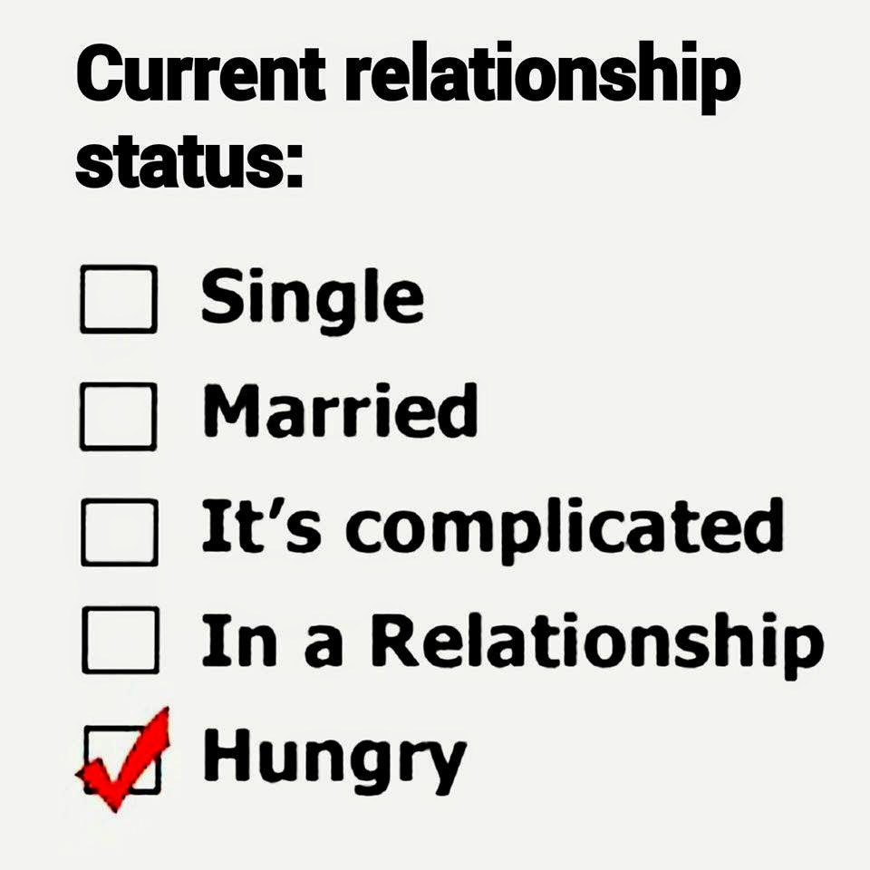 Funny Memes For Status : Current relationship status