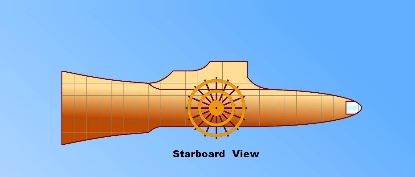 Calidar Bruce Heard skyship