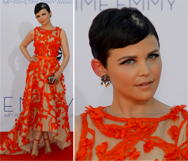 Ginnifer Goodwin, emmy awards 2012,