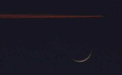 crescent moon january 3 2014