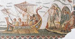 La Odisea es uno de los relatos más extraordinarios de la mitología griega,