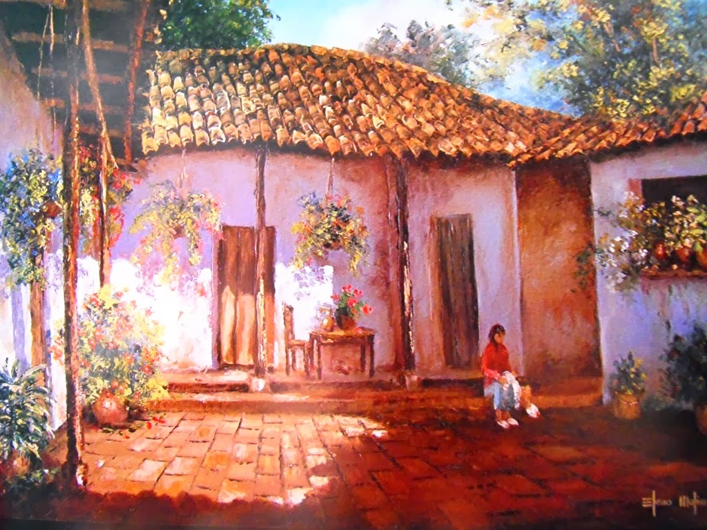 Cuadros modernos pinturas y dibujos paisajes - Ver cuadros modernos ...