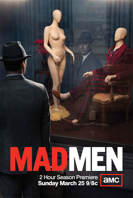 Mad Men Season 5 One Sheet Television Poster