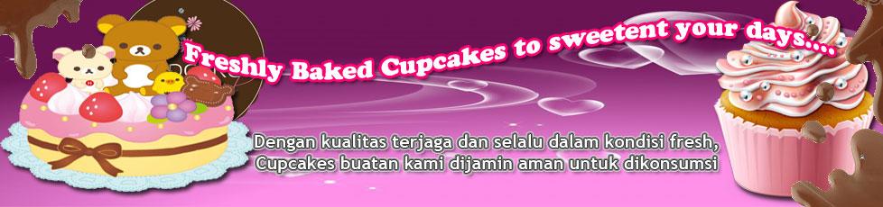 jual cupcakes dan kue tart,toko online kue ulang tahun