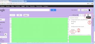 Mengganti Tema/Tampilan Pada Gmail