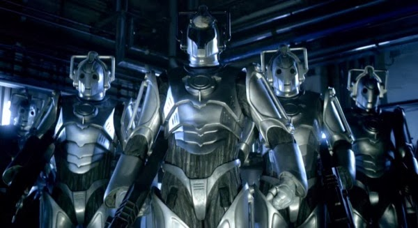 Doctor Who-Cybermen