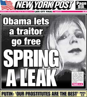 Ever Wonder Why There Is Only One Photo of Chelsea Manning ?