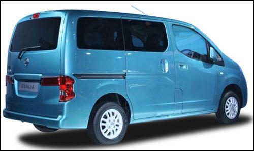Harga dan Spesifikasi Nissan Evalia
