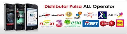 Website Resmi Taskindo Reload Server dan Distributor Pulsa Murah Nasional
