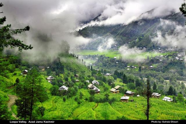 Foto Lembah di Pakistan Keren @ Digaleri.com