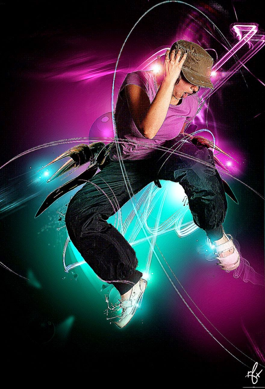 3d hd wallpaper hip hop dance high definitions wallpapers