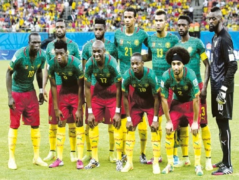Seluruh pasukan Bolasepak Cameroon peluk Islam