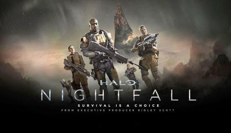 Halo: Nightfall (2014- ) tainies online oipeirates