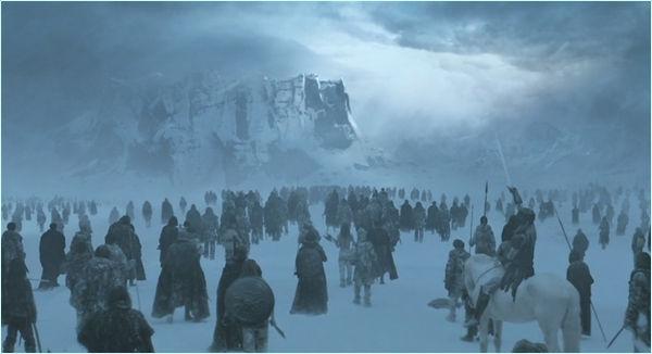 Whitewalkers, Valar Morghulis