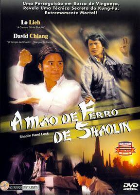 filmes  Download   A Mão de Ferro de Shaolin   DVDRip Dublado