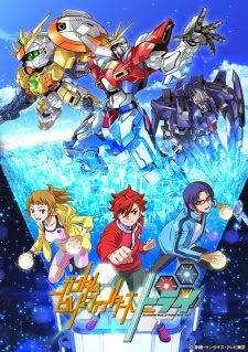 Gundam Build Fighters Try 04 Subtitle Indonesia