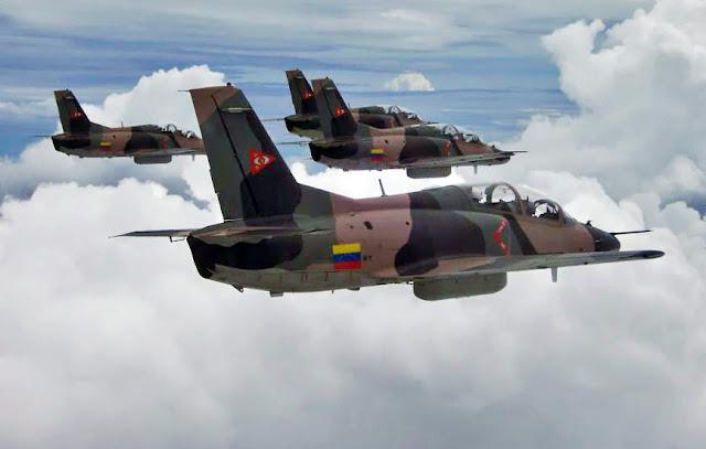 El día de ayer dos aviones militares venezolanos violaron la soberanía colombiana en múltiples ocasiones, llegando incluso a sobrevolar una base militar colombiana.