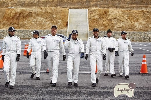 'Infinity Challenge' cancels filming,'We can't smile in this situation'