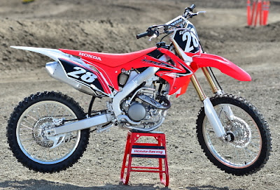 Honda CRF250r 2013 Pictures