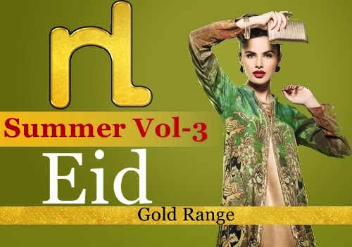 NL Eid Summer Collection 2014 Vol-3