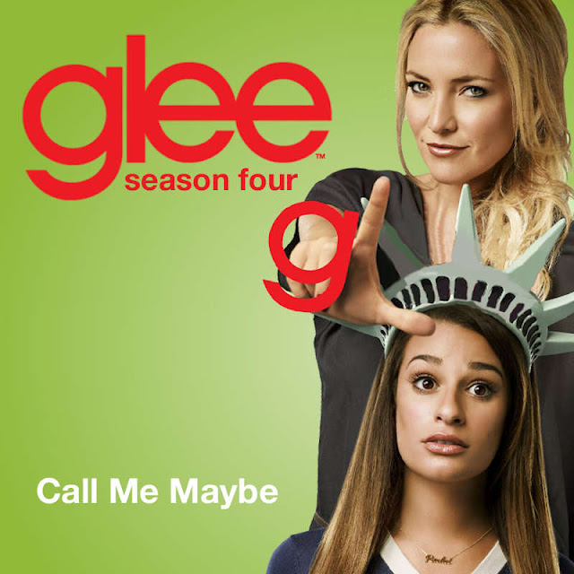 glee  u2013 call me maybe lyrics