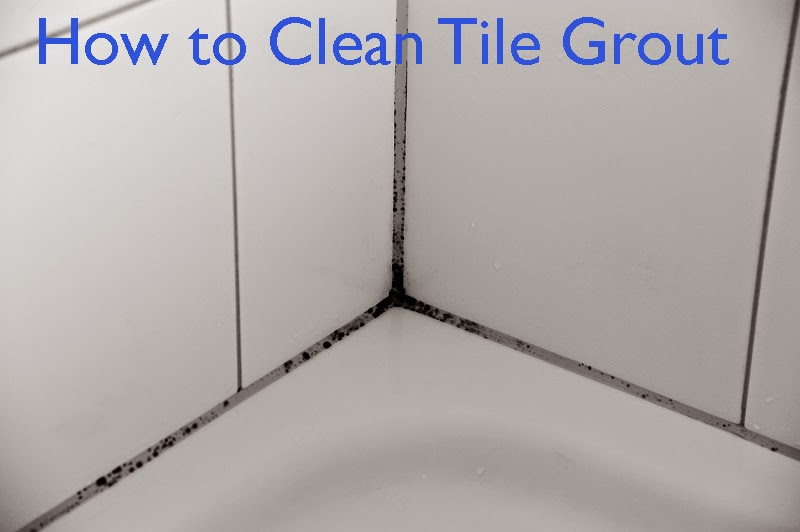 The Diy Helpers How To Clean Tile Grout