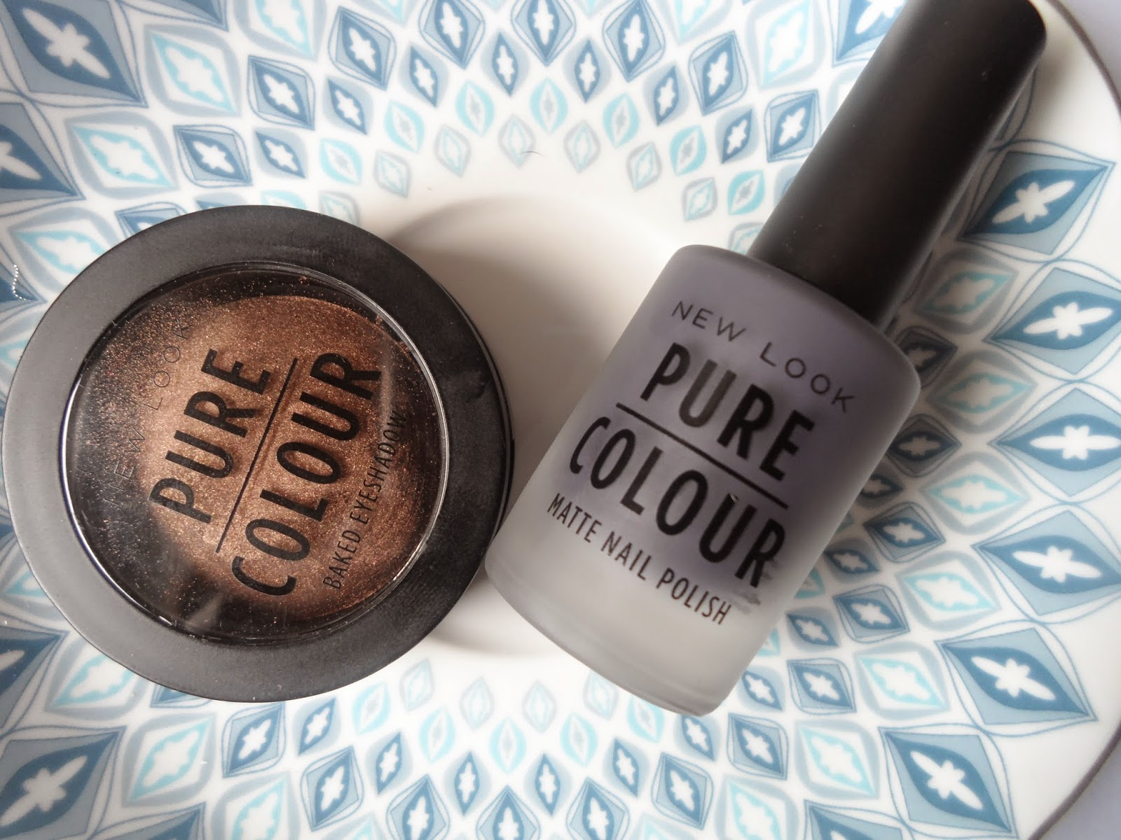 Anjna Harish: Thoughts of a girl: New Look Pure Colour Review