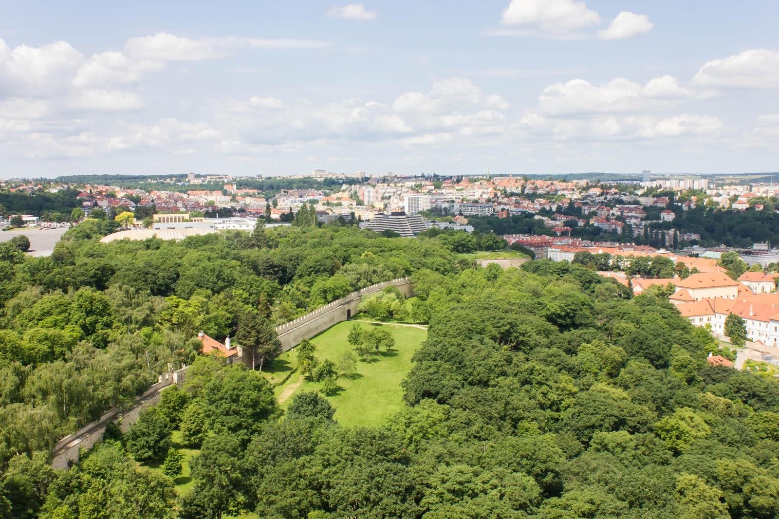 Прага, Чешская Республика, Голодная стена
