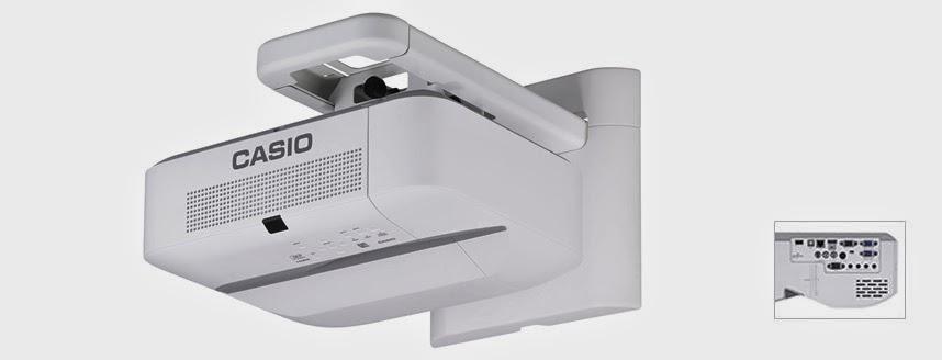 Video proyectores casio  XJ-UT310WN