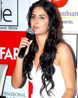 Katrina Kaif in June Edition Cover of Filmfare Pictures