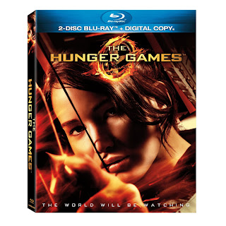 Hunger Games Blu Ray