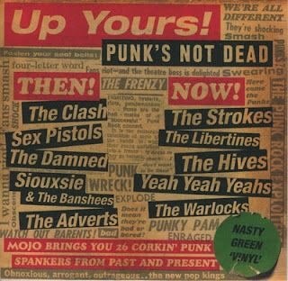 Mojo Presents - Up Yours! Punks not Dead